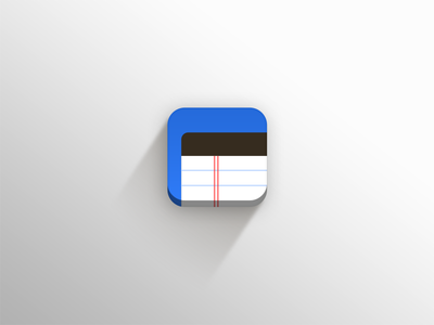Note-taking App Icon